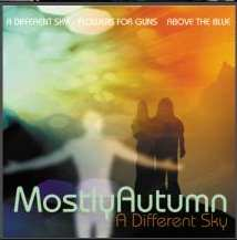mostly autumn different sky single release