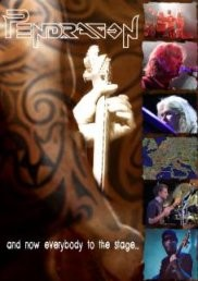 Pendragon - And Now Everybody To The Stage DVD